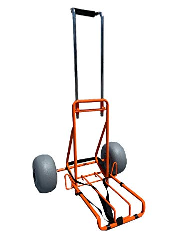 Wheleez Beach Cart Folding Mini with Longer Handle Review