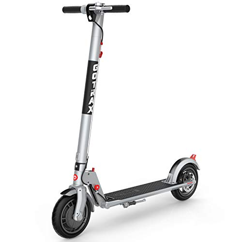 GOTRAX XR Ultra Electric Scooter, LG Battery 36V/7.0AH Up to 18 Miles Long-range, Powerful 300W...