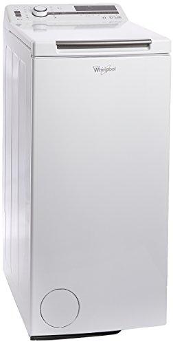 Whirlpool TDLR 60230, Lavatrice a Carica dall'Alto, 6 kg, 16 Programmi, A+++-10%, 1200 Giri/Min, Bianco