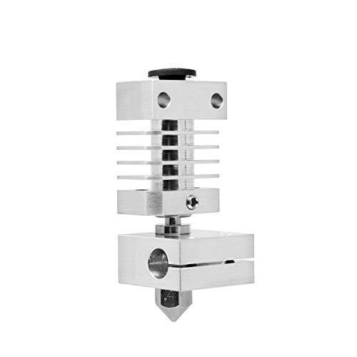 Micro Swiss All Metal Hotend Kit for Creality CR-10 / CR10 / CR10S / Ender 2 / Ender 3 Ender 5 Pr…