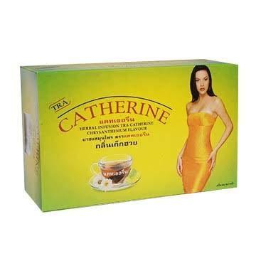 32 bags CHRYSANTHEMUM CATHERINE INFUSION SLIMMING HERBAL TEA WEIGHT LOSS DETOX. 1