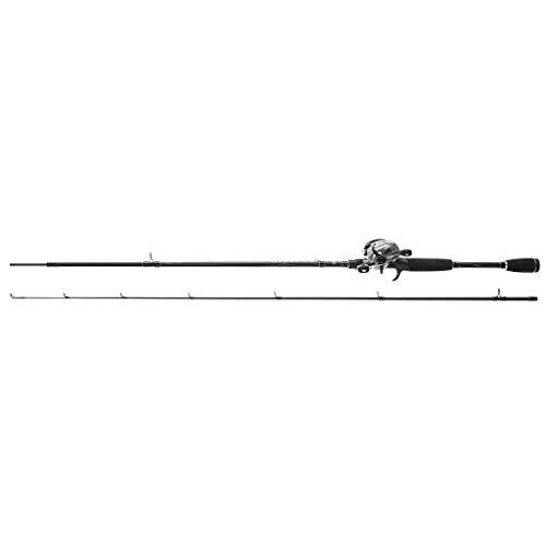 ABU GARCIA Silver Max Combo rotolo & canna da pesca Bait Caster LH easybiz 2016