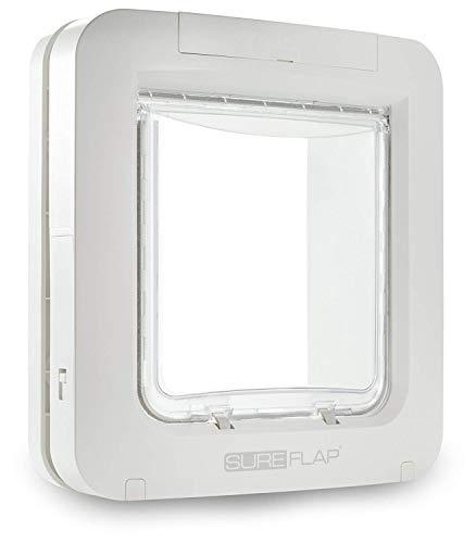 SureFlap-Sure Petcare Microchip Pet Door (White)
