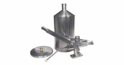 Doceira / Recheadeira Para Churros Em Alumínio 5 Litros