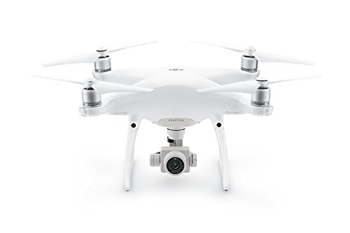 DJI Phantom 4 Advanced - Compatto E Potente I Video Ultra Hd I Foto In Alta Definizione 20 MP I...