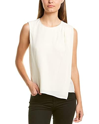 31g7eiPA54S. SL500 Shell: 100% silk Fabric: Lightweight, non-stretch silk crepe Dry clean