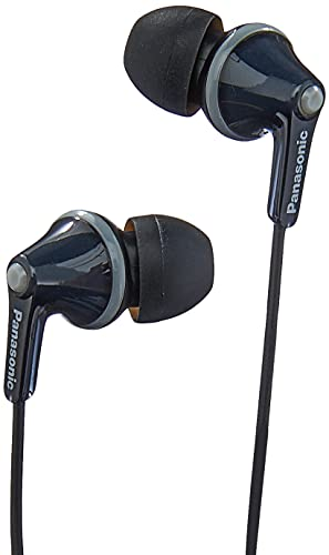 Panasonic RP-HJE125E-K Auriculares Boton con Cable In-Ear...