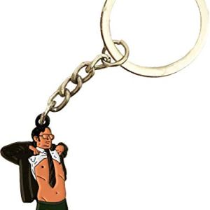 Balanced Co. Dwight Schrute Keychain