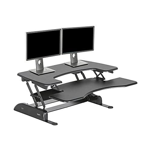 8. VARIDESK - Height-Adjustable Standing Desk