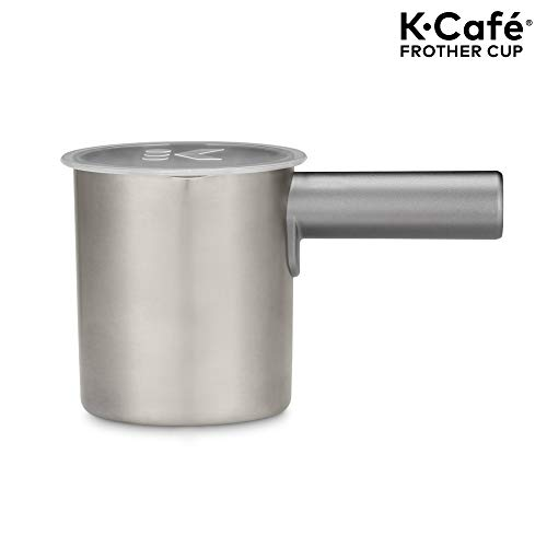 Keurig K-Cafe Milk Frother, Works with all Dairy and...