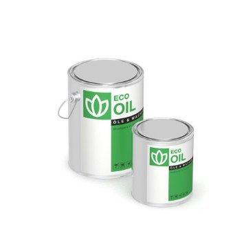 parkettoel Eco Oil su base naturale (2,5L) Olio per legno/Parquet/sughero mosaico/sughero/Bamb