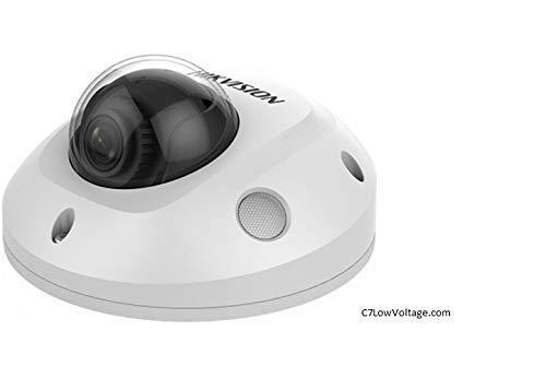 HIKVISION DS-2CD2543G0-IS 2.8MM 4MP Outdoor Network Mini Dome Camera with Night Vision & 2.8mm Lens