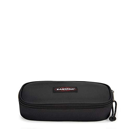 Eastpak Oval Single Astuccio, 22 cm, Nero (Black)