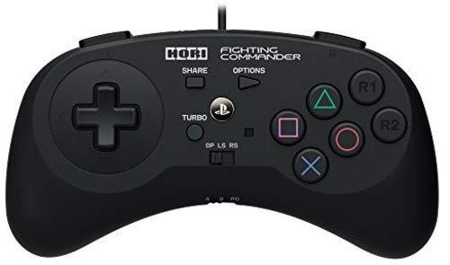 Controle Ps4 com Fio Fighting Commander 4 HORI