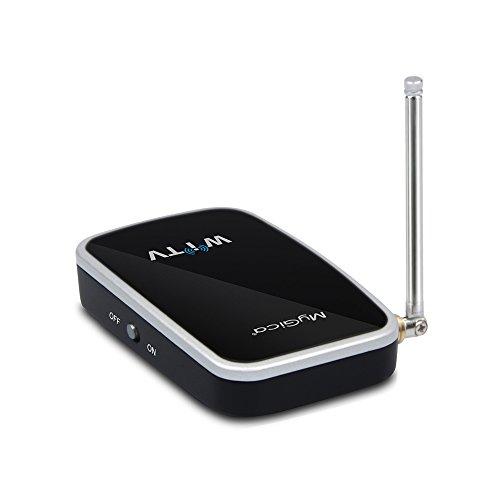 TVチューナー iPhone/iPad Android携帯/パッド用 - 地上デジタルチューナー MyGica® WiFI ISDB-Tモバイルデ...