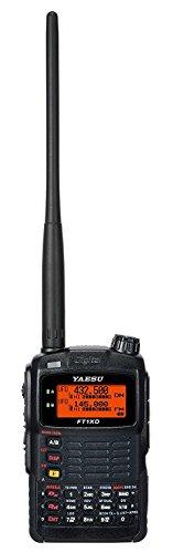 YAESU  FT1XD    144/430MHz帯 5W出力    デュアルバンドD/A(デジタル/アナログ)ハンディトランシーバー