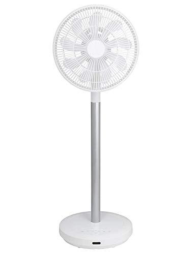 【Amazon.co.jp 限定】 [山善] 扇風機 アレクサ(ALEXA)対応 30cm リビング扇 静電式タッチスイッチ 風量8段...