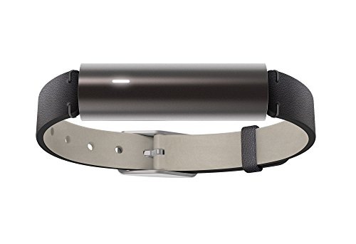 Misfit Ray - Fitness + Sleep Tracker with Black Leather Band...