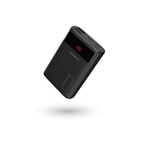 ROMOSS Mini Power Bank 10000mAh Leggera Caricatore...