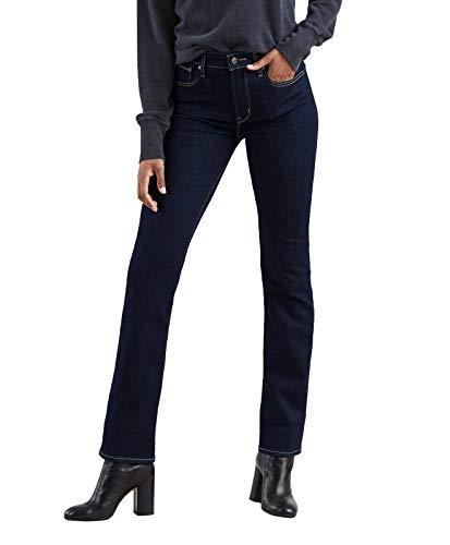 Levi's Damen 724 High Rise Straight Jeans, Blau (Two The Nine 0015),...