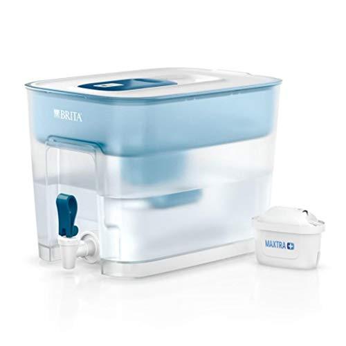 BRITA depósito Flow – Dispensador de Agua Filtrada con 1 cartucho MAXTRA+, Filtro de aguaBRITA...