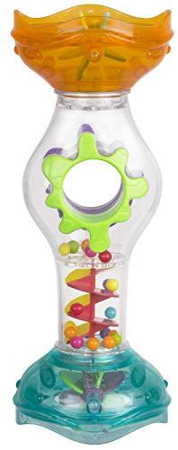 Playgro Giochino per bagnetto a mulinello, Giocattolo per beb, A partire da 6 mesi, Senza Bisfenolo A, Multicolore, 40216