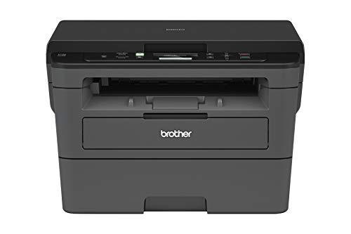 Brother DCP-L2530DW Imprimante Multifonction 3 en 1 Laser | Monochrome | A4 | Impression Recto-Verso | Wi-Fi