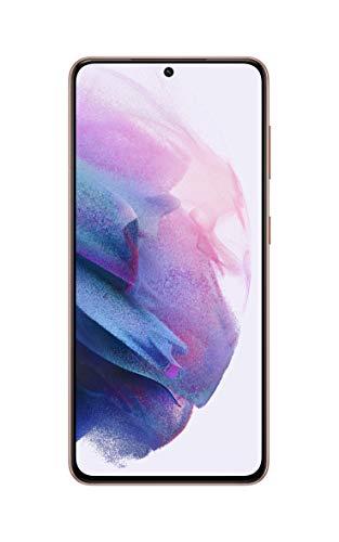 Samsung Galaxy S21 5G | Factory Unlocked Android Cell Phone | US Version 5G Smartphone | Pro-Grade Camera, 8K Video, 64MP High Res | 128GB, Phantom Violet