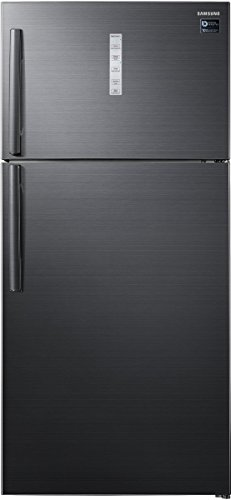 Samsung 670 L 3 Star ( 2019 ) Frost Free Double Door Refrigerator(RT65K7058BS/TL, Black inox, Convertible, Inverter Compressor)