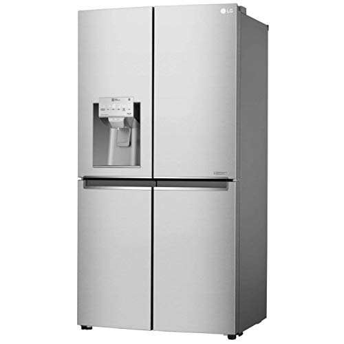 LG GML936NSHV frigorifero side-by-side Freestanding Graphite,Stainless steel 705 L A+