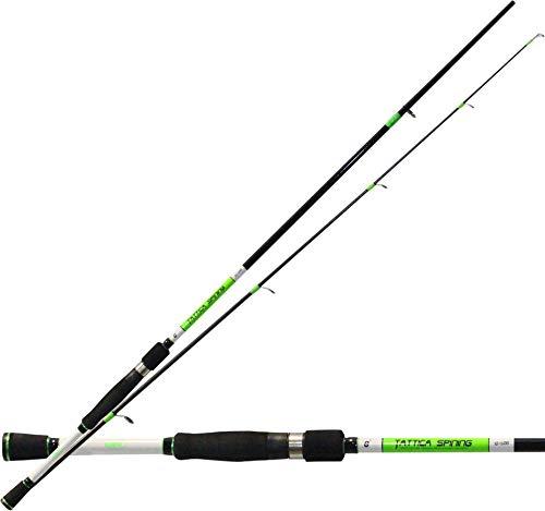 kolpo Tattica Spinning Canna da Pesca Spinning 10-50 gr 2,40 mt