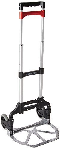 Magna Cart Aluminum Folding Hand Truck Review