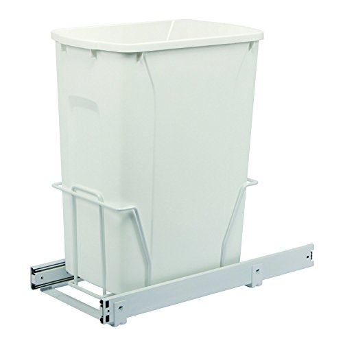 31htj8LiewL - Best 15 Under Sink Trash Cans Reviews 2020