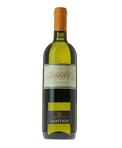 Vino Bianco Nuragus di Cagliari Pedraia DOC conf. 6x 0,750 l -Santadi