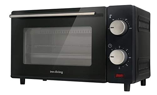 Forno elettrico 10 litri con termostato e timer Innoliving INN-790