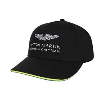 Aston Martin F1 Official Team Cap Adults 2021 - Black