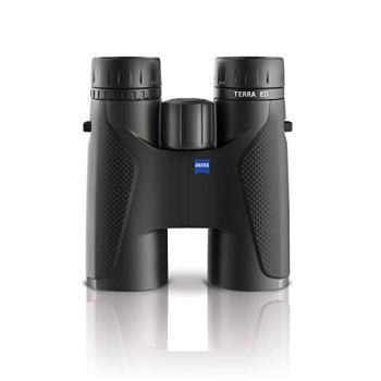 ZEISS Terra ED Compact Binoculars, 10x32, Black