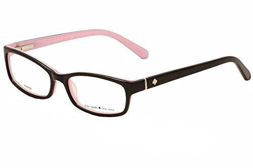 Kate Spade Narcisa Eyeglasses-0W70 Black Pink -51mm