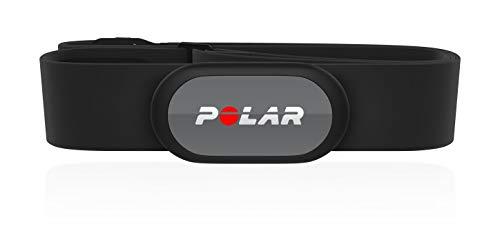 Polar H9 Sensore Di Frequenza Cardiaca, ANT+ / Bluetooth, Sensore di FC Impermeabile con Fascia Toracica Morbida per Palestra, Ciclismo, Corsa, Attività Sportive all'Aperto, M-XXL