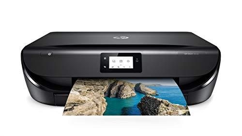 HP Envy 5030 Stampante Multifunzione a Getto di Inchiostro, Stampa, Scannerizza, Fotocopia, Wi-Fi Direct, 3 Mesi di Servizio Instant Ink Inclusi, Nero
