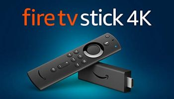 Fire TV Stick 4K Ultra HD avec télécommande vocale Alexa nouvelle génération, Lecteur multimédia en streaming