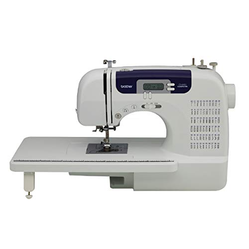 Product Image 1: Brother CS6000i Sewing and Quilting Machine