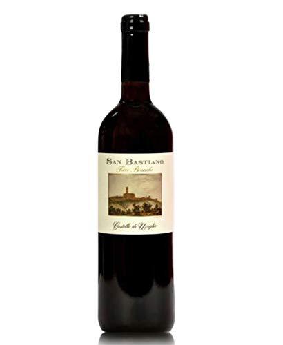 Grignolino del Monferrato Casalese DOC San Bastiano Terre Bianche 2012  Castello di Uviglie - Cassa da 3 bottiglie