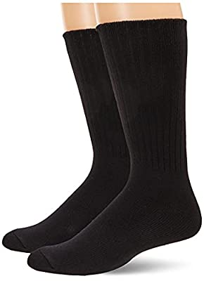 Dress it up or down - essential colors complement your wardrobe from weekday to weekend. The socks are casual enough to wear with jeans and sneakers but dressy enough to wear under slacks Extremely comfortable - these socks are designed to give you e...