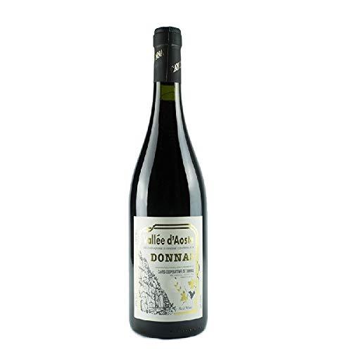 Vino rosso Valle d'Aosta DOC - Donnas