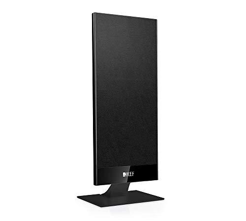 KEF T101 Satellite Speaker - Black (Pair)