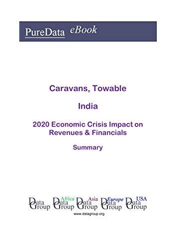 Caravans, Towable India Summary: 2020 Economic Crisis Impact on Revenues & Financials (English Edition)