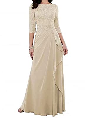 EEFZL offers free customization, if you need, Please purchase any size, then send your detailed size to me Delivery: 1-3 working days for Expedited delivery,5 working days to make this dress Lace Appliques Plus Size Mother The Bride Prom Dress for we...