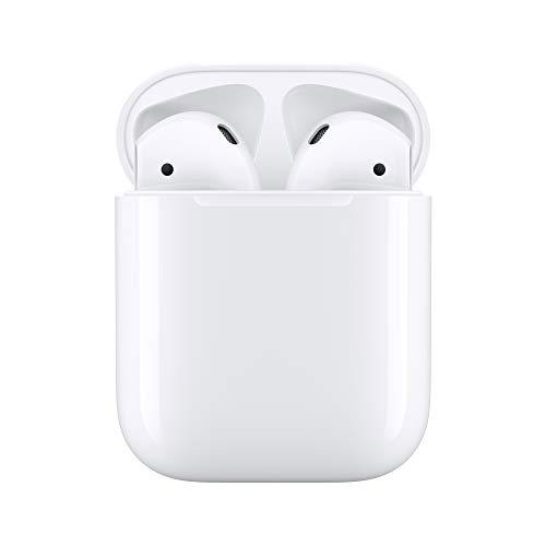 Apple AirPods con estuche de carga (Ultimo Modelo)