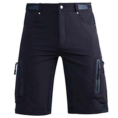 Cycorld Men's Outdoor Hiking Shorts Men Quick Dry Lightweight for Climbing
